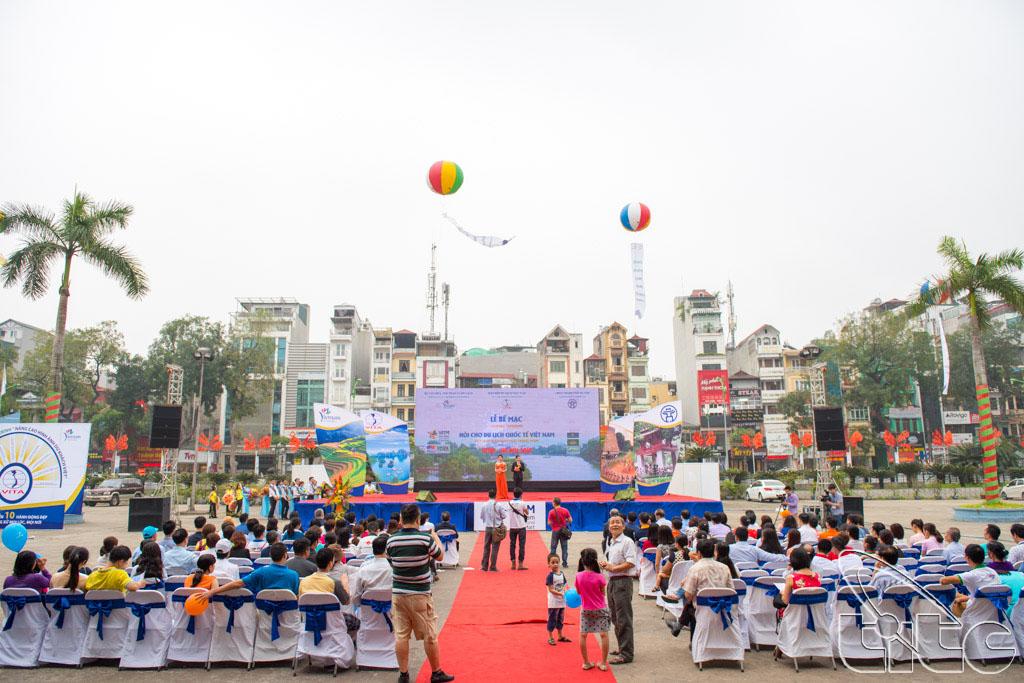 Toàn cảnh lễ bế mạc Hội chợ Du lịch quốc tế - VITM Hà Nội 2016