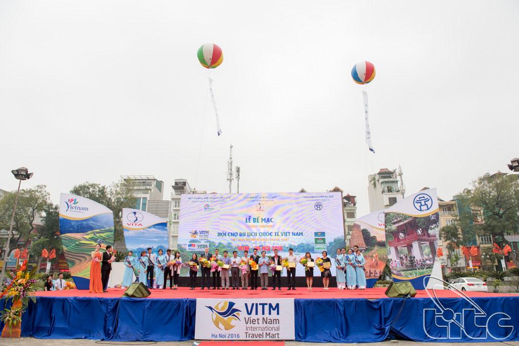 Các gian hàng quy mô và ấn tượng nhất tại Hội chợ Du lịch quốc tế - VITM Hà Nội 2016