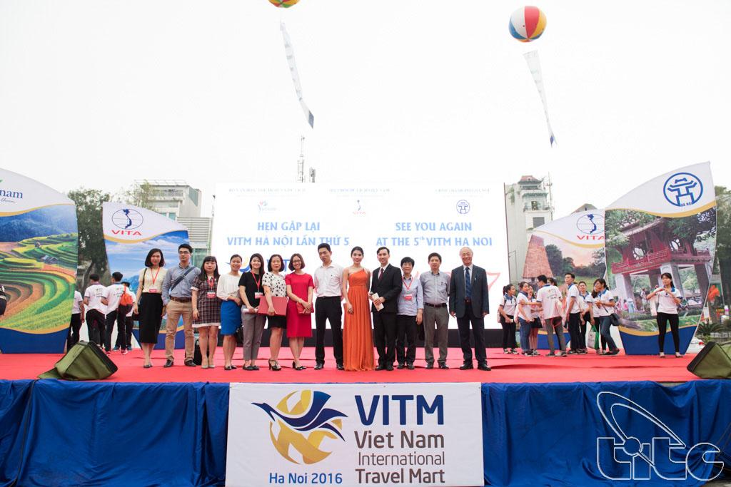 Ban tổ chức Hội chợ Du lịch quốc tế - VITM Hà Nội 2016