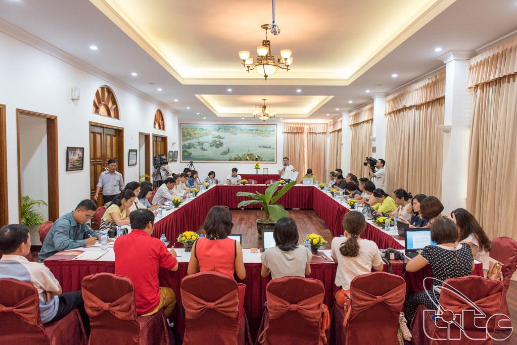Tọa đàm về Phát triển nguồn nhân lực du lịch tại khu vực Đồng bằng sông Cửu Long