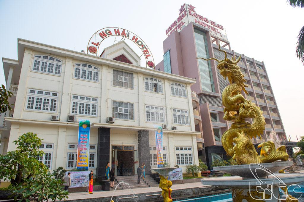 Khách sạn Long Hải - Nơi diễn ra hội thảo
