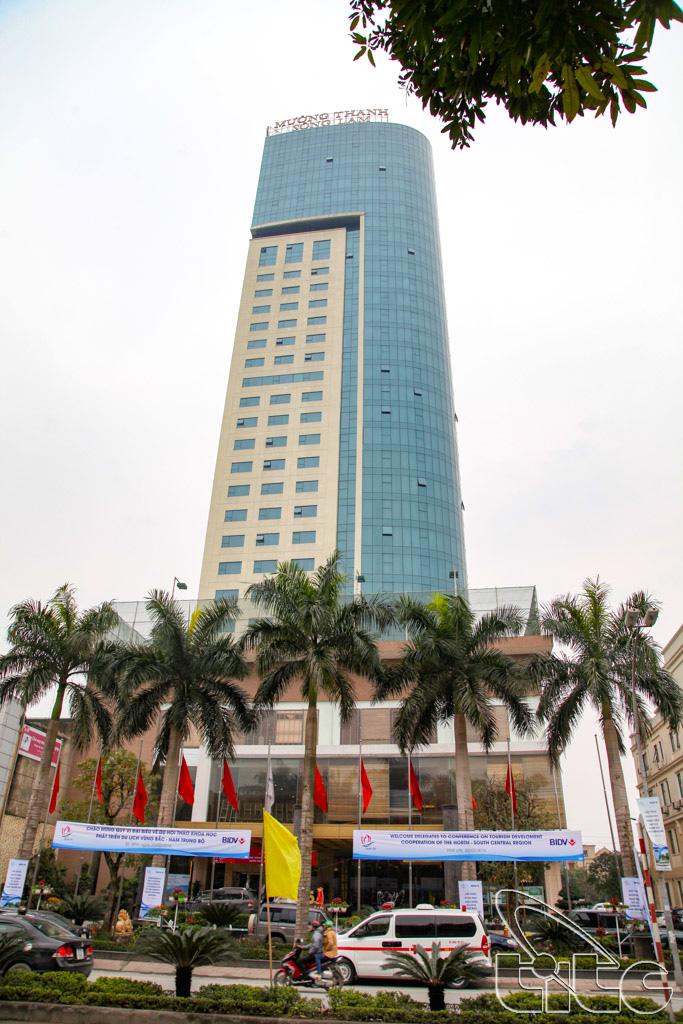 Khách sạn Mường Thanh Sông Lam (Thành phố Vinh, tỉnh Nghệ An) - Nơi diễn ra Hội thảo