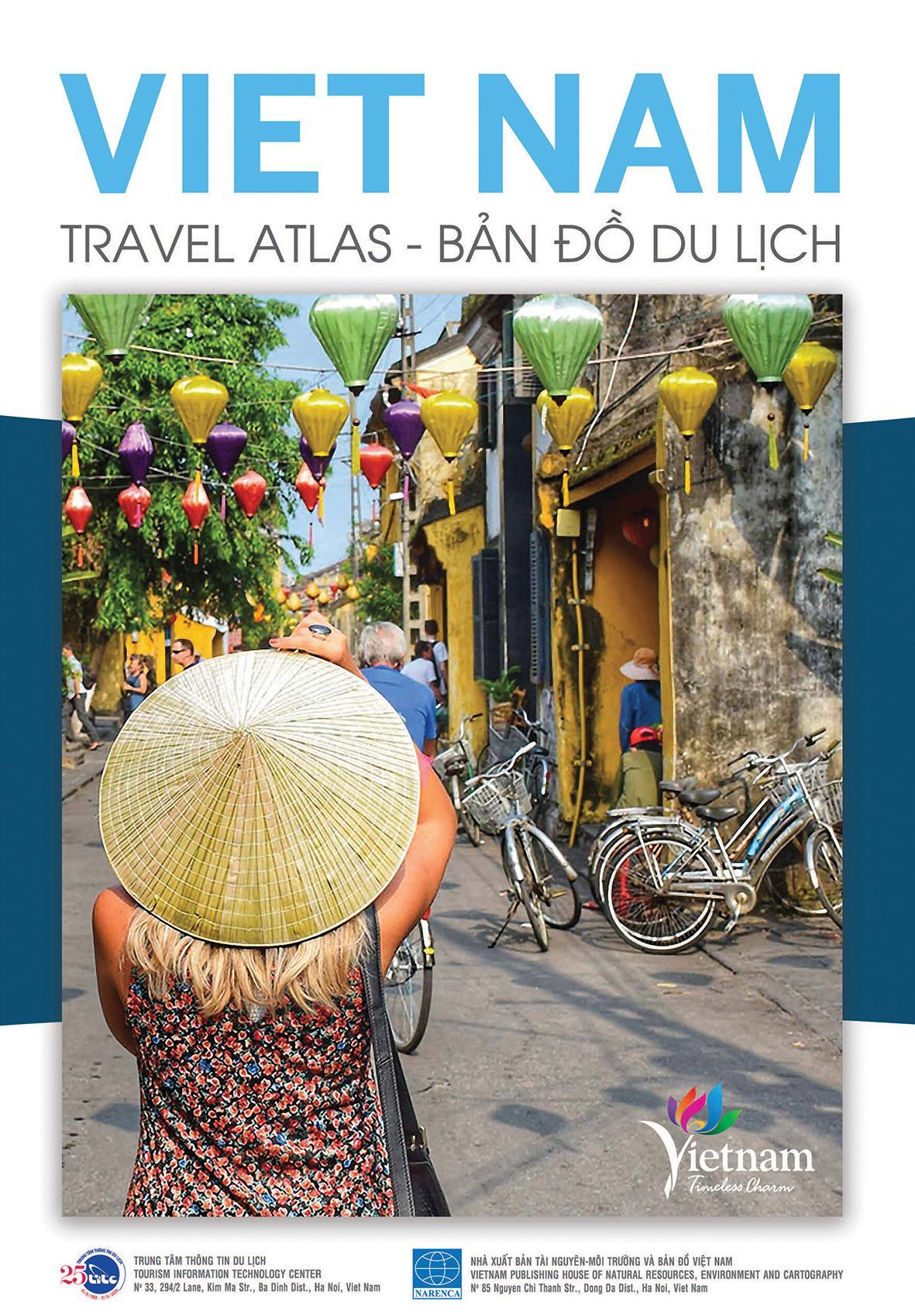 """Khám phá Việt Nam qua ấn phẩm """"Vietnam Travel Atlas 2020"""""""