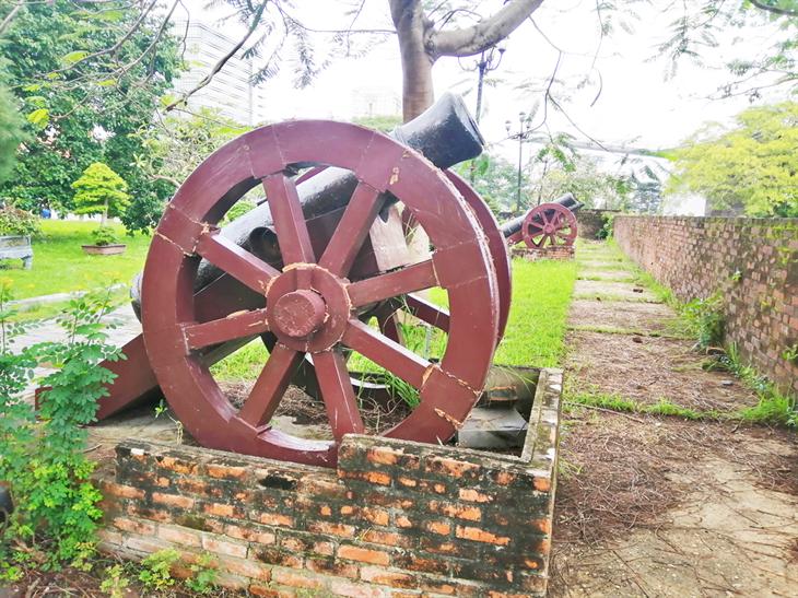 Đà Nẵng: 124 năm bức tường thành Điện Hải