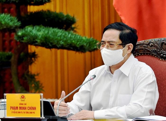 Thủ tướng Phạm Minh Chính: Ngành Du lịch cần phát huy sáng tạo, tinh thần vượt khó, duy trì hoạt động trong bối cảnh đại dịch COVID-19