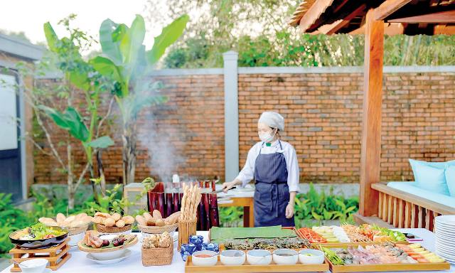 More new opportunities for Hue tourism with cuisine
